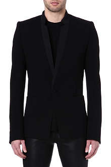 GARETH PUGH Satin lapel jacket
