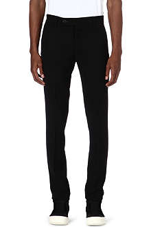 RICK OWENS Slim-fitting trousers