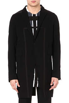 RICK OWENS Viscious long blazer