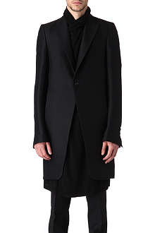 RICK OWENS Long suit coat