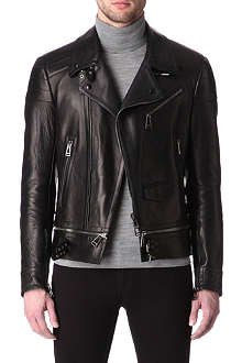BELSTAFF Colwyn leather biker jacket
