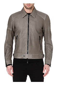 BELSTAFF Marshe nappa leather jacket