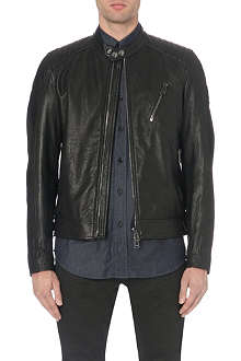 BELSTAFF Kirkham leather jacket