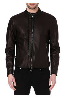 BELSTAFF Holbrook nappa leather jacket