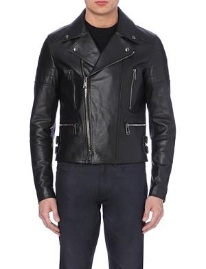 BELSTAFF Phoenix leather biker jacket