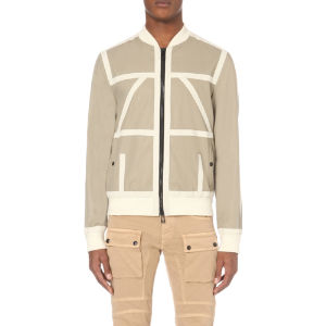 Treswell cotton bomber jacket