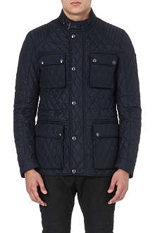 BELSTAFF Parkstone quilted jacket
