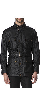 BELSTAFF Roadmaster waxed jacket