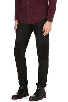 BELSTAFF Blackrod regular-fit biker jeans