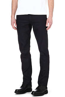BELSTAFF Earlham tapered mid-rise jeans