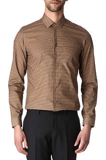 BELSTAFF Blackburn printed shirt