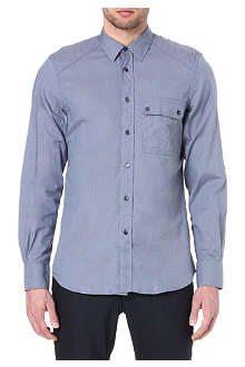 BELSTAFF Eastwood brushed-cotton shirt