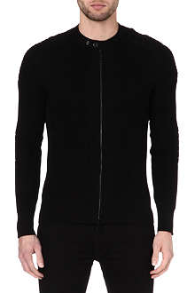 BELSTAFF Cranfield zip cardigan