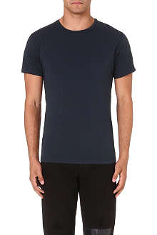 BELSTAFF Fitted cotton t-shirt