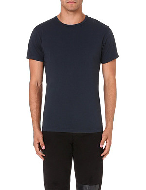 BELSTAFF Fitted cotton t-shirt