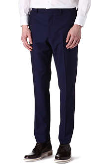 RAF SIMONS Pleated trousers