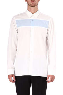 RAF SIMONS Chest panel shirt