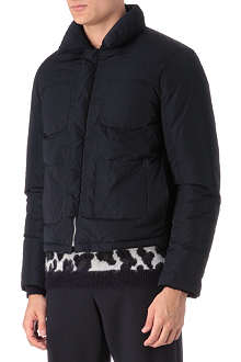 RAF SIMONS Padded jacket