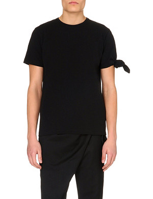 J.W. ANDERSON Knot-detail t-shirt