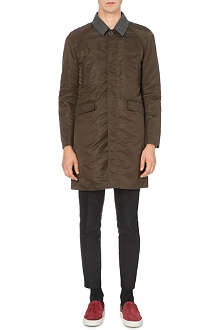 UNDERCOVER Contrast collar parka