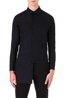 ALAN TAYLOR Asymmetric shirt