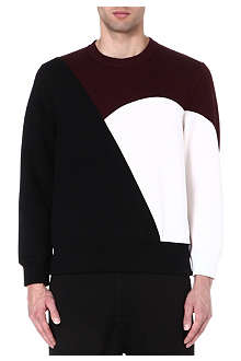 NEIL BARRETT Neo Block sweatshirt