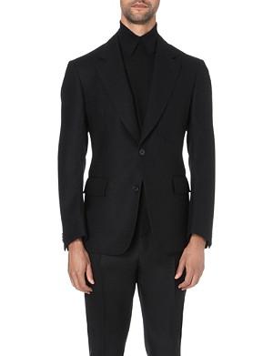 CERRUTI 1881 PARIS Single-breasted wool jacket
