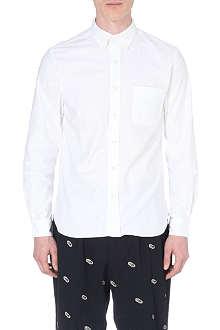 BEAMS PLUS Oxford cotton shirt