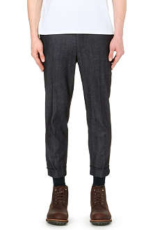 BEAMS PLUS Clinch back trousers