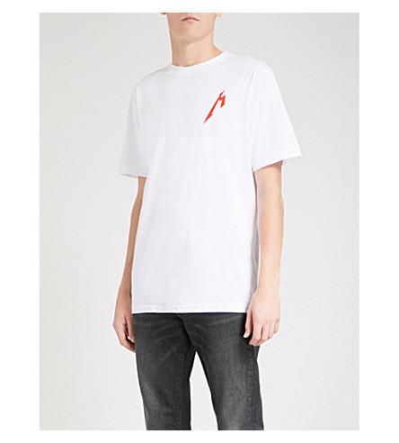 METALLICA Wedding Singer cotton-jersey T-shirt (White