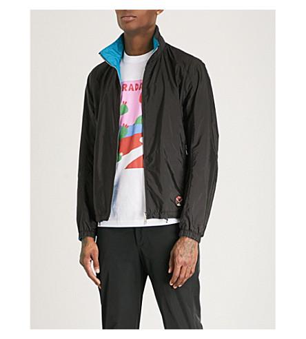 PRADA Reversible nylon jacket (Black