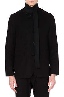ANN DEMEULEMEESTER Single-breasted jacket