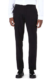ANN DEMEULEMEESTER Slim-fit tailored trousers