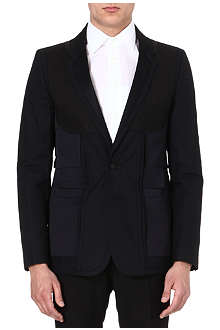 MAISON MARTIN MARGIELA Patch panel blazer