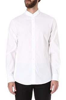 MAISON MARTIN MARGIELA Button-down wing-collar shirt