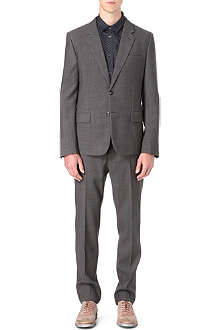 MAISON MARTIN MARGIELA Kimono pattern two-button suit