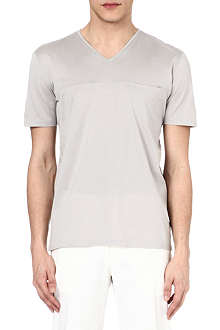 MAISON MARTIN MARGIELA Pocket seam t-shirt