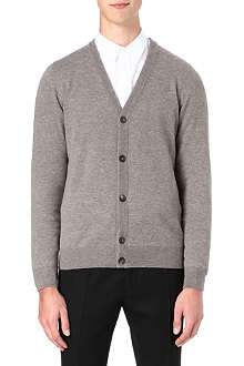MAISON MARTIN MARGIELA Elbow patch cardigan
