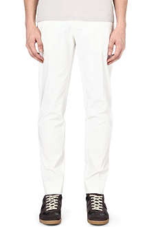 MAISON MARTIN MARGIELA Stretch-cotton trousers