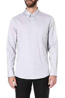 MAISON MARTIN MARGIELA Sewn-in collar shirt