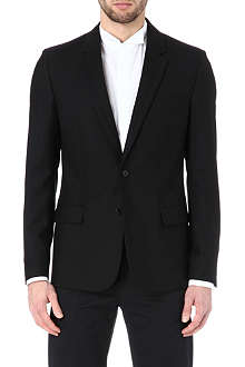 MAISON MARTIN MARGIELA Single-breasted notch-lapel blazer
