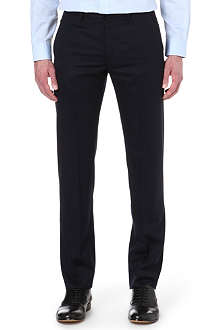 MAISON MARTIN MARGIELA 10+14 slim-fit tux trousers