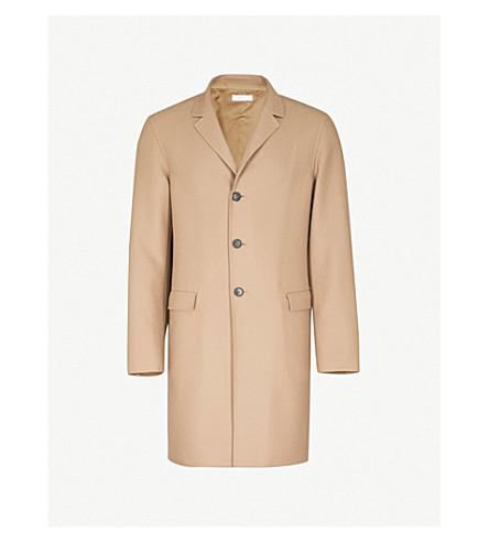 JIL SANDER Buddha cashmere coat (Camel