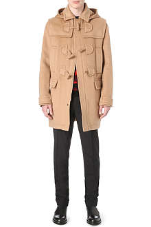 VALENTINO Hooded duffle coat