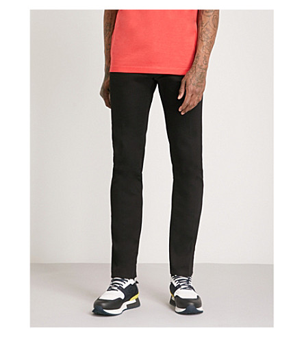 DSQUARED2 Cool Guy slim-fit tapered jeans (Black
