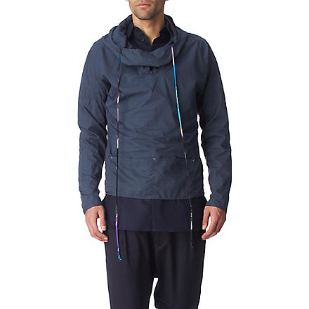 PAUL SMITH MAINLINE Hooded top (Blue