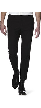 PAUL SMITH MAINLINE Cropped slim-fit trousers