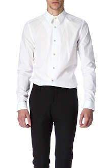 PAUL SMITH MAINLINE Inserted collar slim-fit shirt