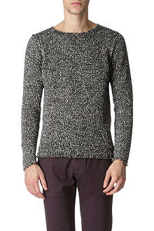 PAUL SMITH MAINLINE Open-knit jumper