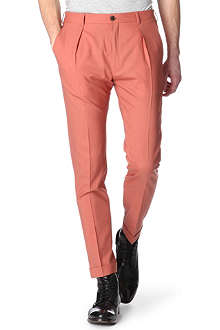 PAUL SMITH MAINLINE Pleated trousers